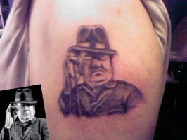 andre hazes tattoo by petercliff