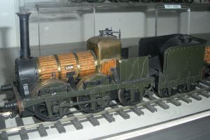 LMR 57 Lion Model by rlkitterman