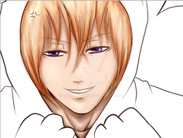 Colouring WIP 20131010  Remi. by Ma-Chan94