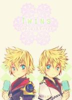 KH: one n' two n' TWINS by raveeoftitans