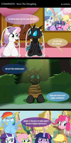 COM - Kevin The Changeling (COMIC) by AniRichie-Art