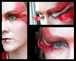 Halloween Makeup by nolwen