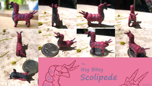 The Itsy Bitsy Scolipede by RawChomp