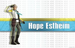 Hope Estheim wallpaper by Reddari