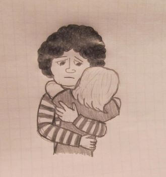 A Little Hug by girlwitharubbersoul