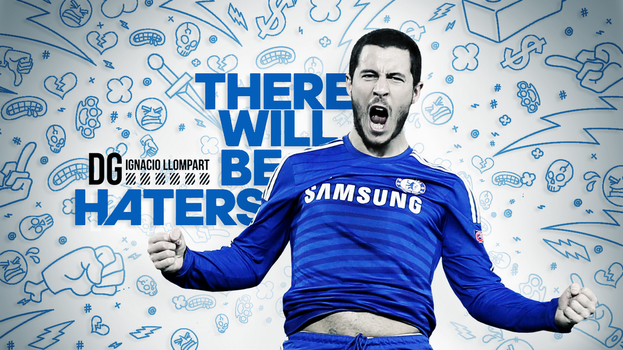 There Will Be Haters - Adidas - Hazard by ignaxxx
