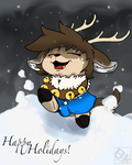 .:Happy Holidays:. by BKcrazies0