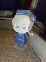 norway papercraft by randommanatee