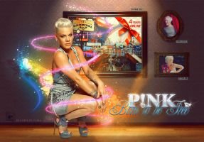 PINK: Born to be Free - ver.11 by fionaadam