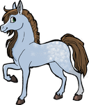 Horse Adoptable 1: Unnamed by MegawackoRileyx