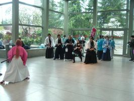 Kenshin VS. The Shinsengumi by Duct-Tape-Cosplay
