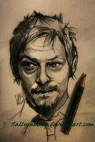 Norman _ wip by Sallysammy