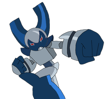 Super-activated Robotboy by XdiSTRESSionX