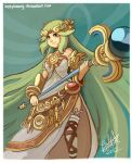 Lady Palutena by BettyKwong
