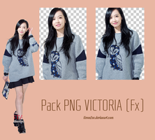 Victoria (Fx) PACK PNG by KwonLee