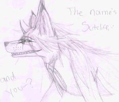 The Name's Sutcliff by JacktheFireWolf