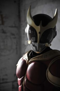 Kuuga Photo Session with David by Jancedeviant