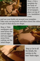 How To: Marceline's Axe Bass Page 1 by Fennec777