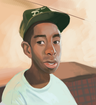Portrait Study Challenge Day 2 by prosthetic0shipping