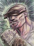 The Goon by BluBoiArt