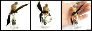Jack in a bottle by caithness-shop