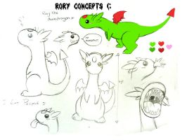 .:Cute monster concepts:. by Cheezyem