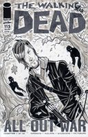 The Walking Dead - Daryl Dixon by calslayton