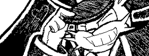 Subway Boss Diggersby - Miiverse