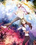07.12.2014 - Two worlds by Mioko-san