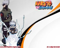 Hatake Kakashi Wallpaper by KiruHoshino