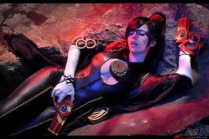 The Witch Hunt is Over: Bayonetta by katyuskamoonfox