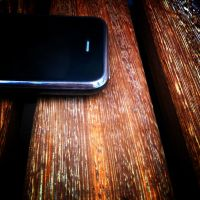 iPhone with Camera+ by Manhunter2k5