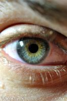 my bf's eye by AngelicPicture