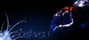 CocoaWolf Sig? by Valmanther