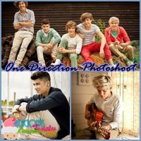 Photoshoot One Direction by Mica-Editions