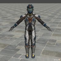 Dead Space 2 Advanced Suit by toughraid3r37890