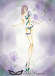 Sensuale orchidea by verdecasa