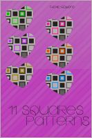 Square Patterns by Thoxiic-Editions
