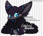 OPEN New Chinkachu Adoptable by LinaLeeL
