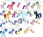 MLP pairing adopts 7p each by abbybshorse