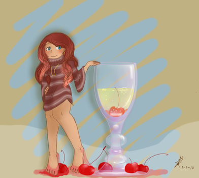 Cheers! by foxell16-vocaloid