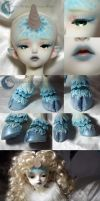 BJD Body Work - Soom Beyla Hybrid by Izabeth