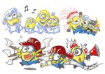 Minion Toons by ADL-art