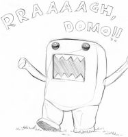 DOMO sketch by Durianssmellnice