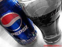 PEPSI, Cokes Favorite Drink by Cristina37