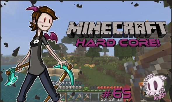 TitleCard Minecraft Hardcore by CluelesssEvil