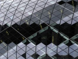 London 2011 - abstract by evionn