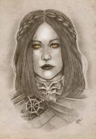 Daughter of Coldharbour by obduracy
