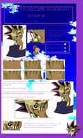 HOW TO COLOR IN PAINT VERSION 2013 - PART 4 PAINT by usagisailormoon20
