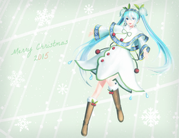 merry christmas !! by sailor-rice
